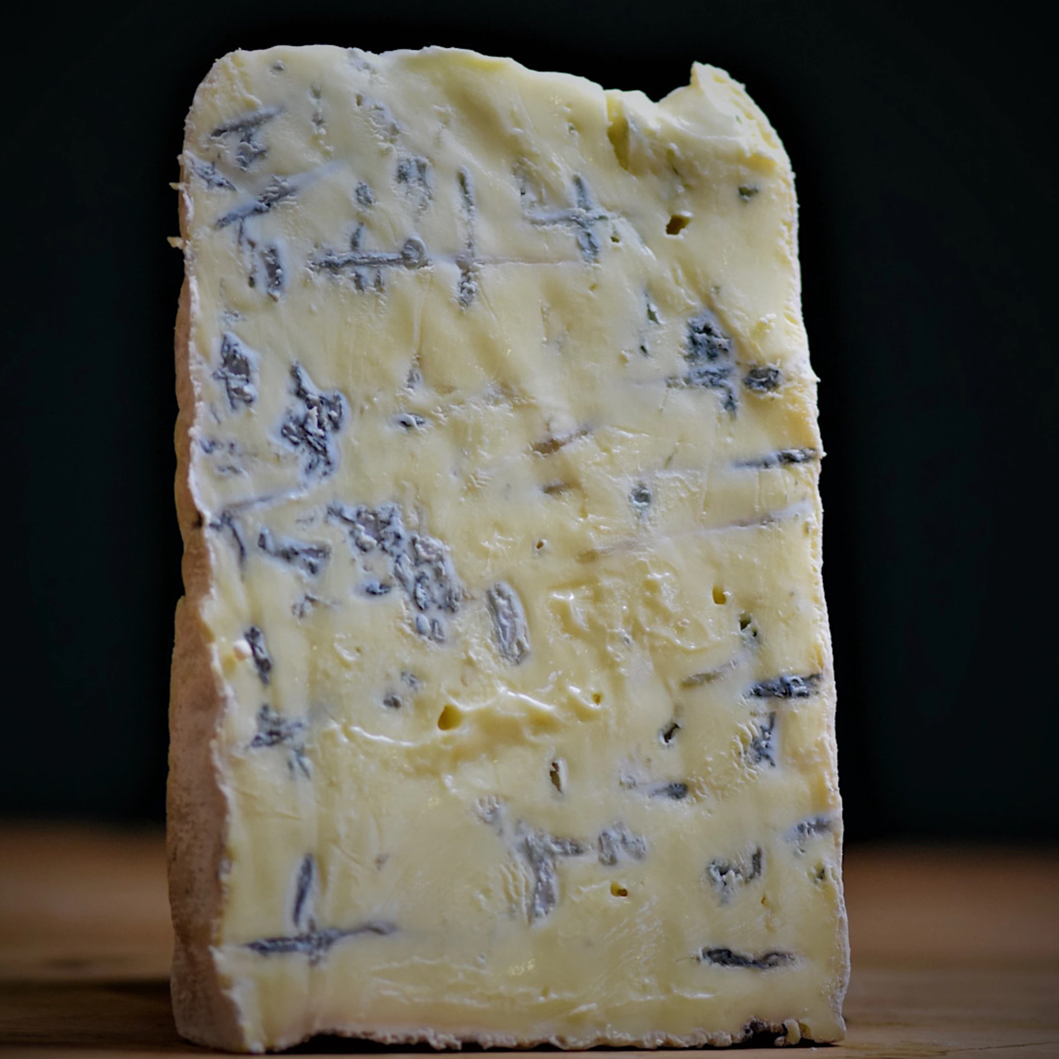 Beauvale - Creamier blue with a soft texture