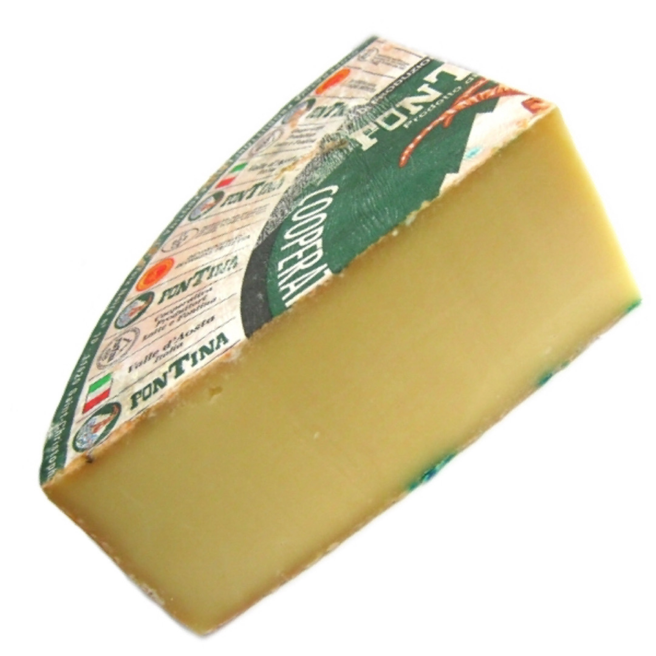 Fontina Cheese - Raw Cow's Milk 250g