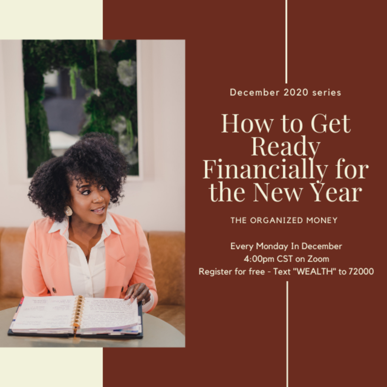 How To Get Your Finances Ready For The New Year (Pt. 1)