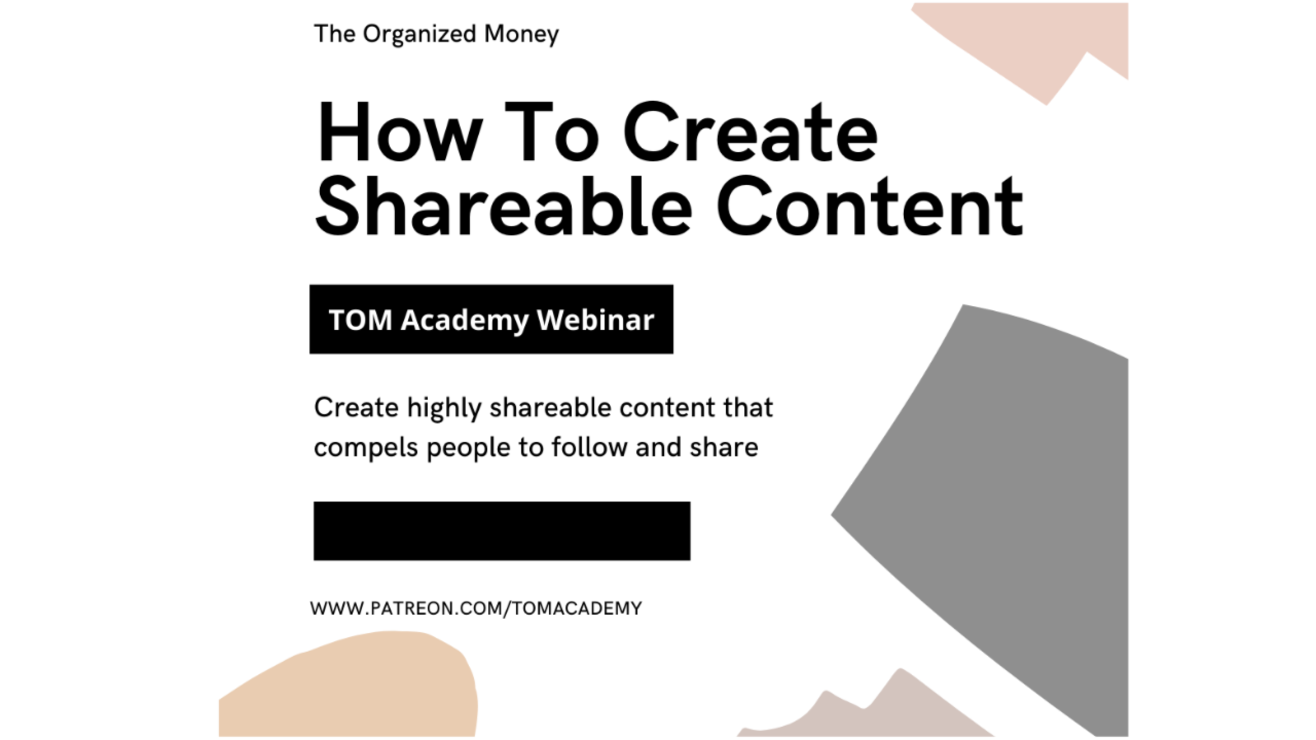 How To Create Shareable Content