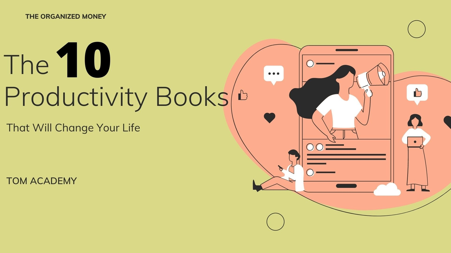 The 10 Productivity Books That Will Change Your Life