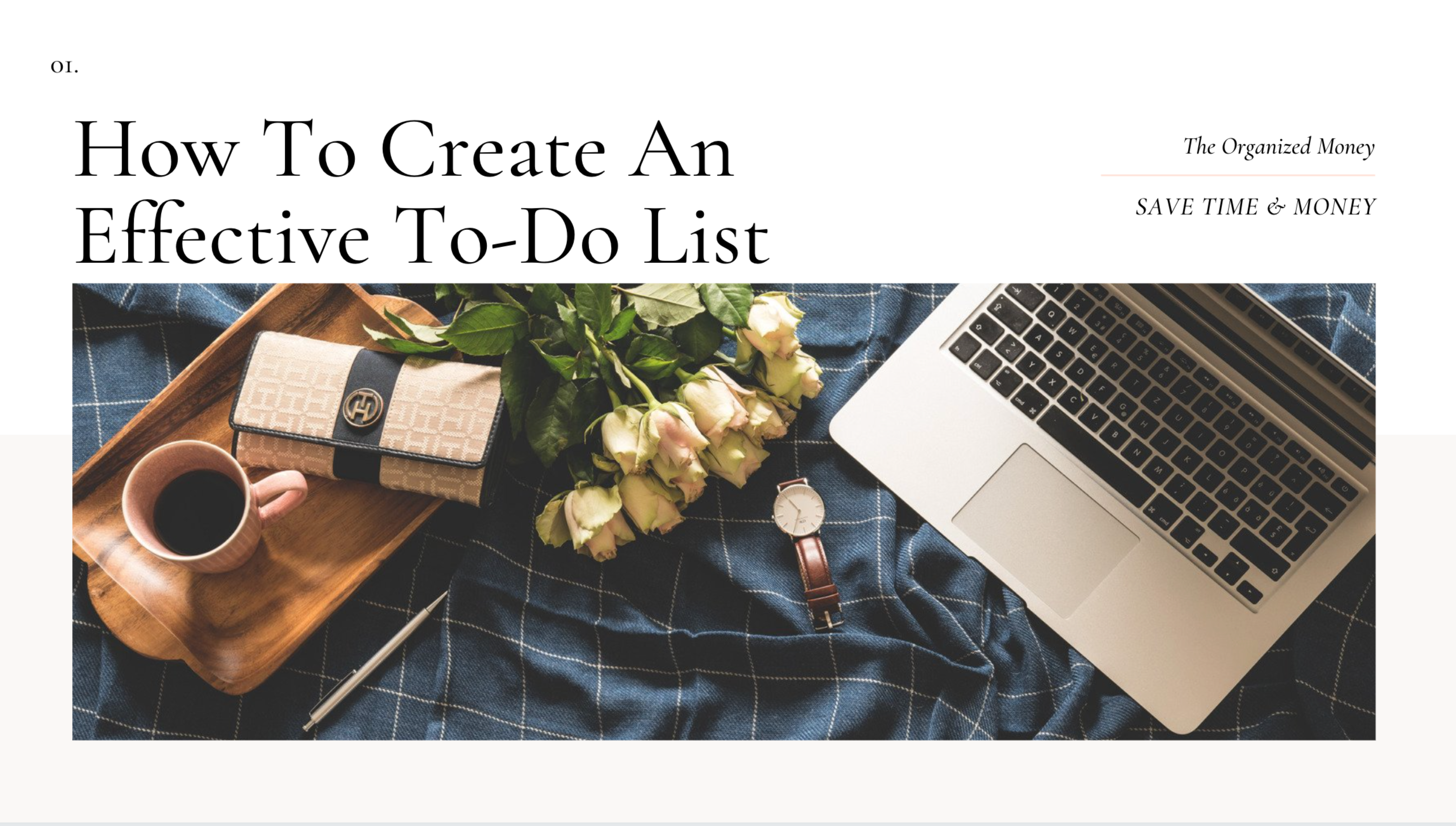 How To Create An Effective To-Do List