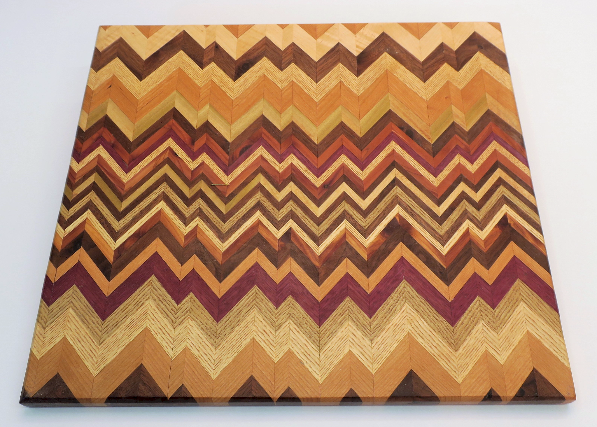 Herringbone Cutting Board