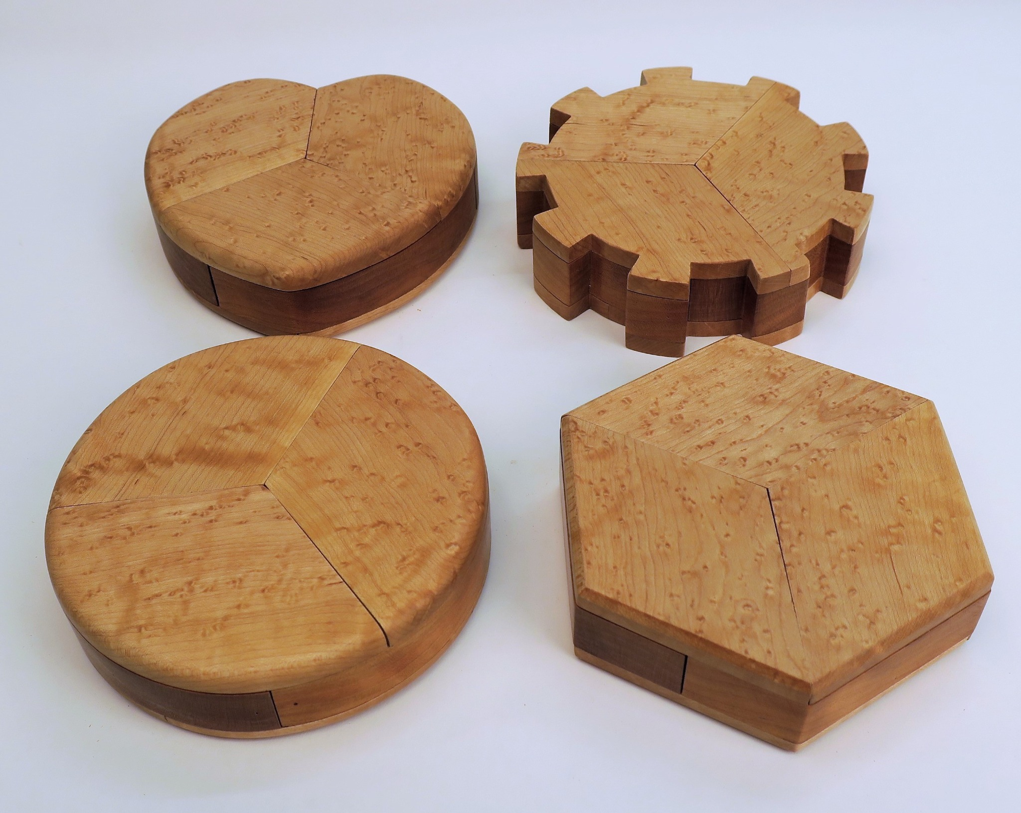 Impossible Puzzle Box