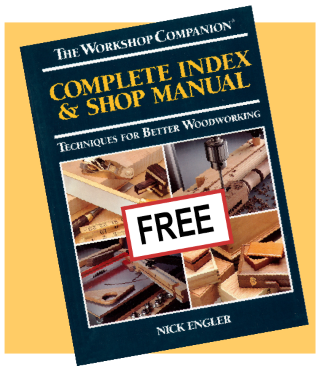 Complete Index & Shop Manual