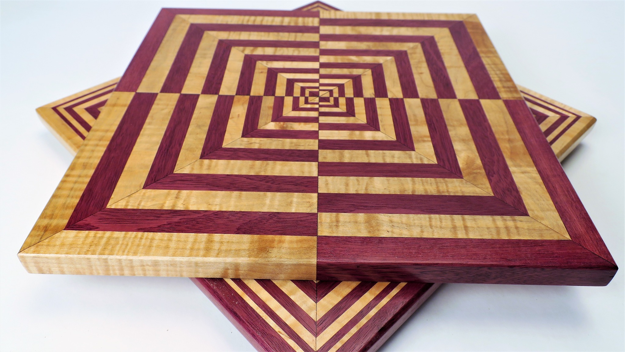 Not Another Chevron Cutting Board