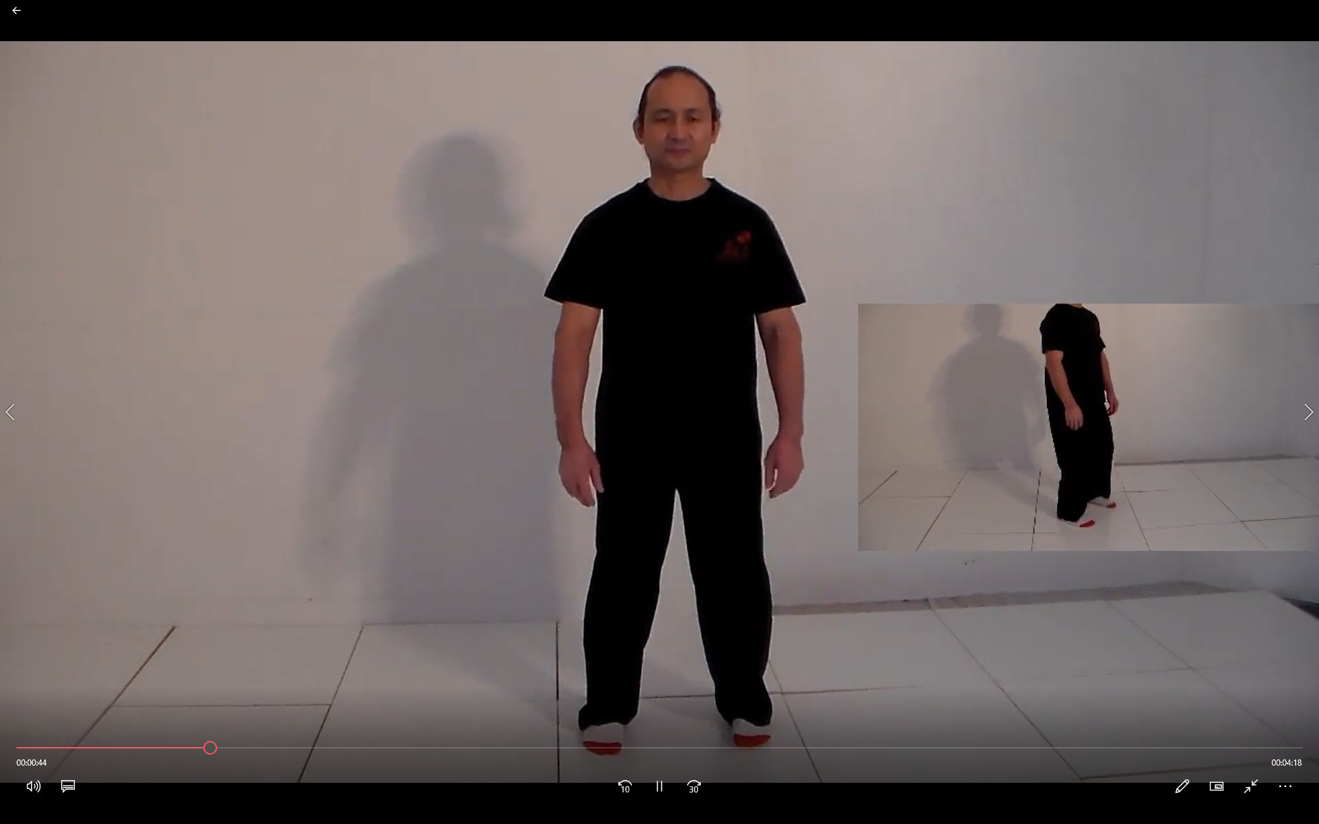 Posture Alignment - Seated & Standing