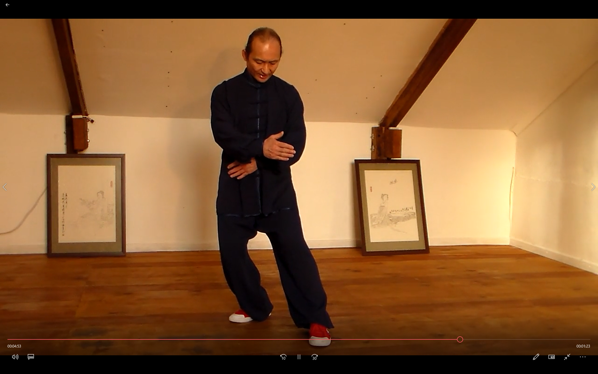 The Art of Tai Chi Stepping