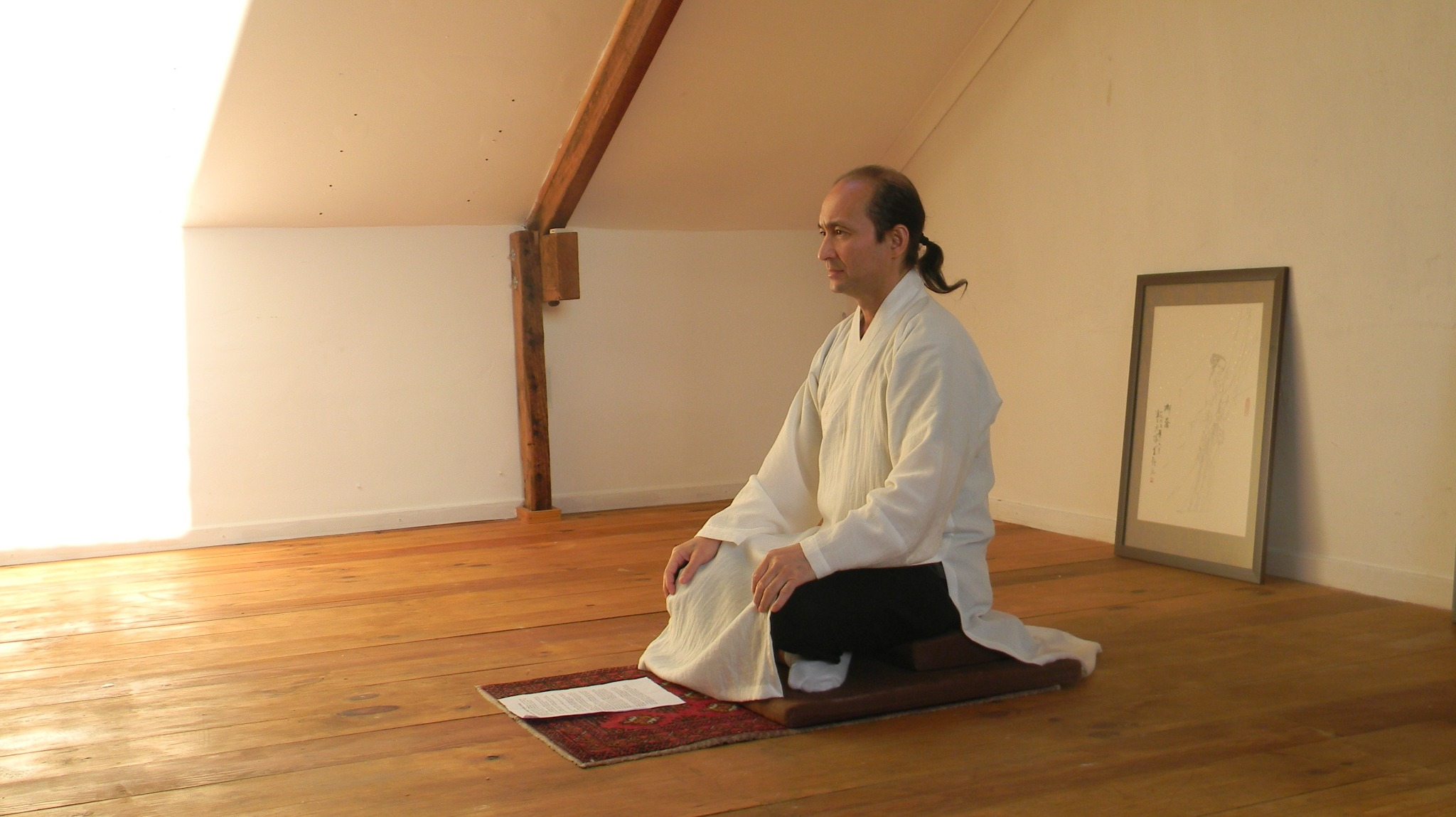 Keep The Mind In One Meditation Learn Live Online