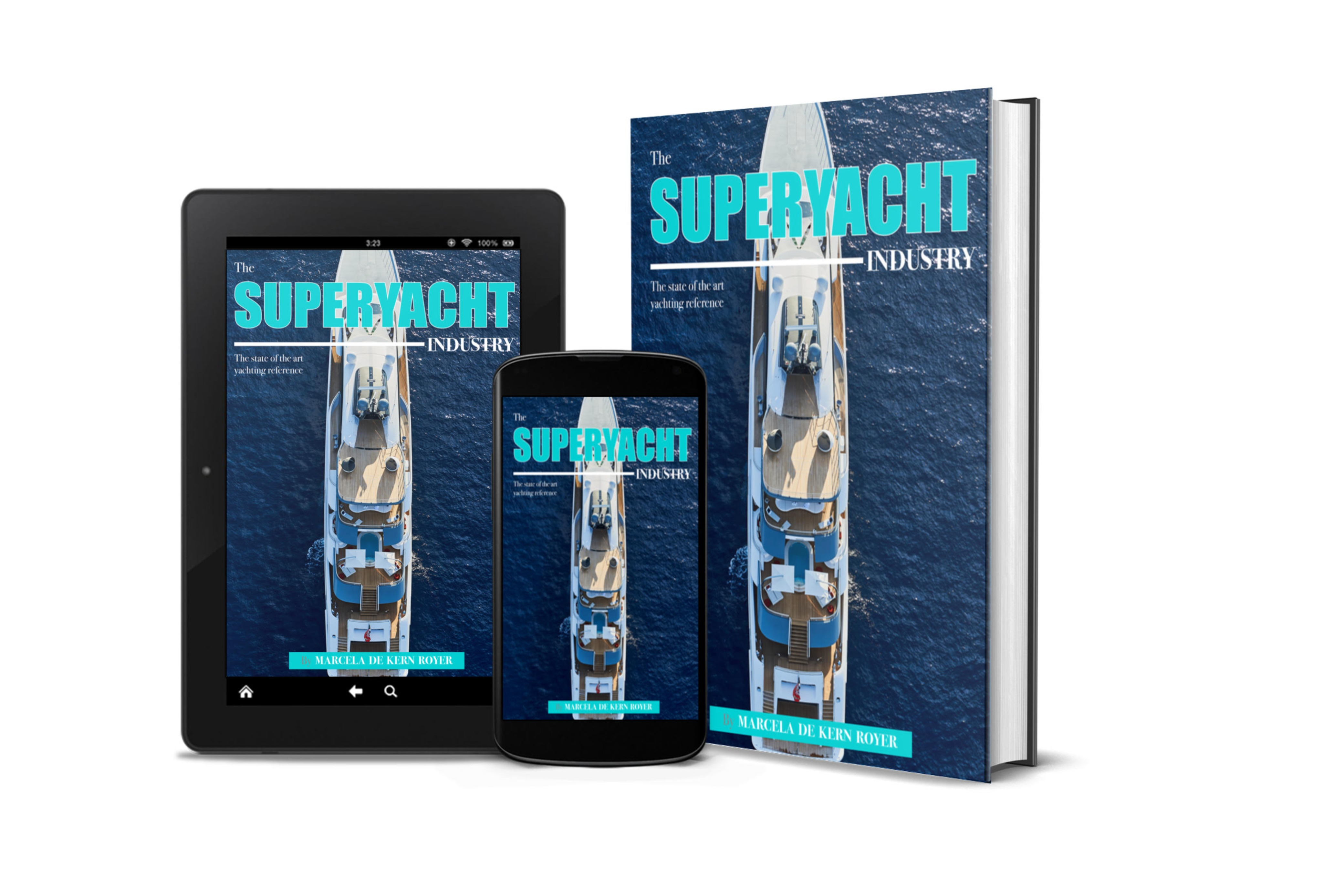 The Superyacht Industry BOOK