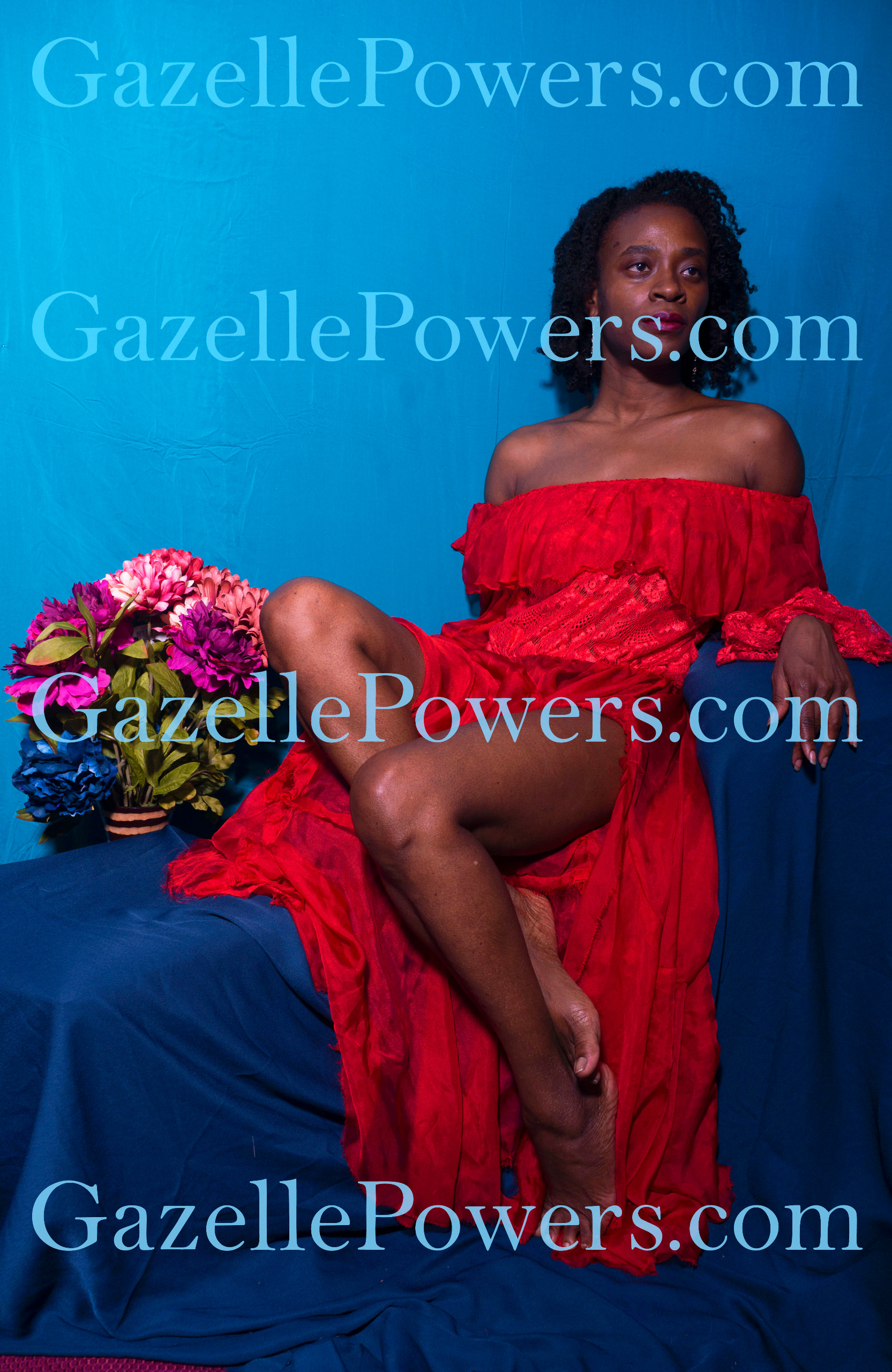 July 12th Session - Lady in Red #3