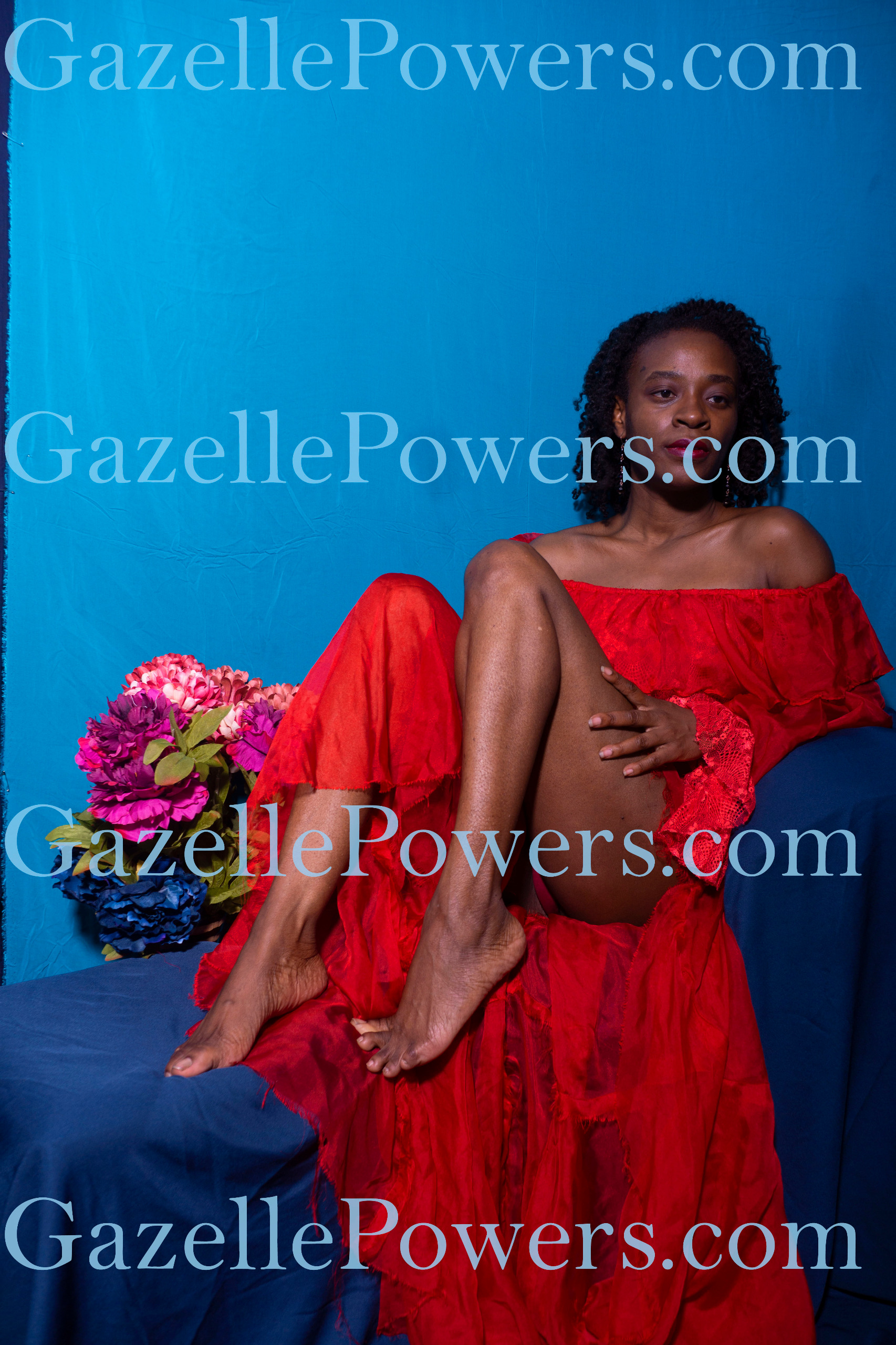 July 12th Session - Lady in Red #2