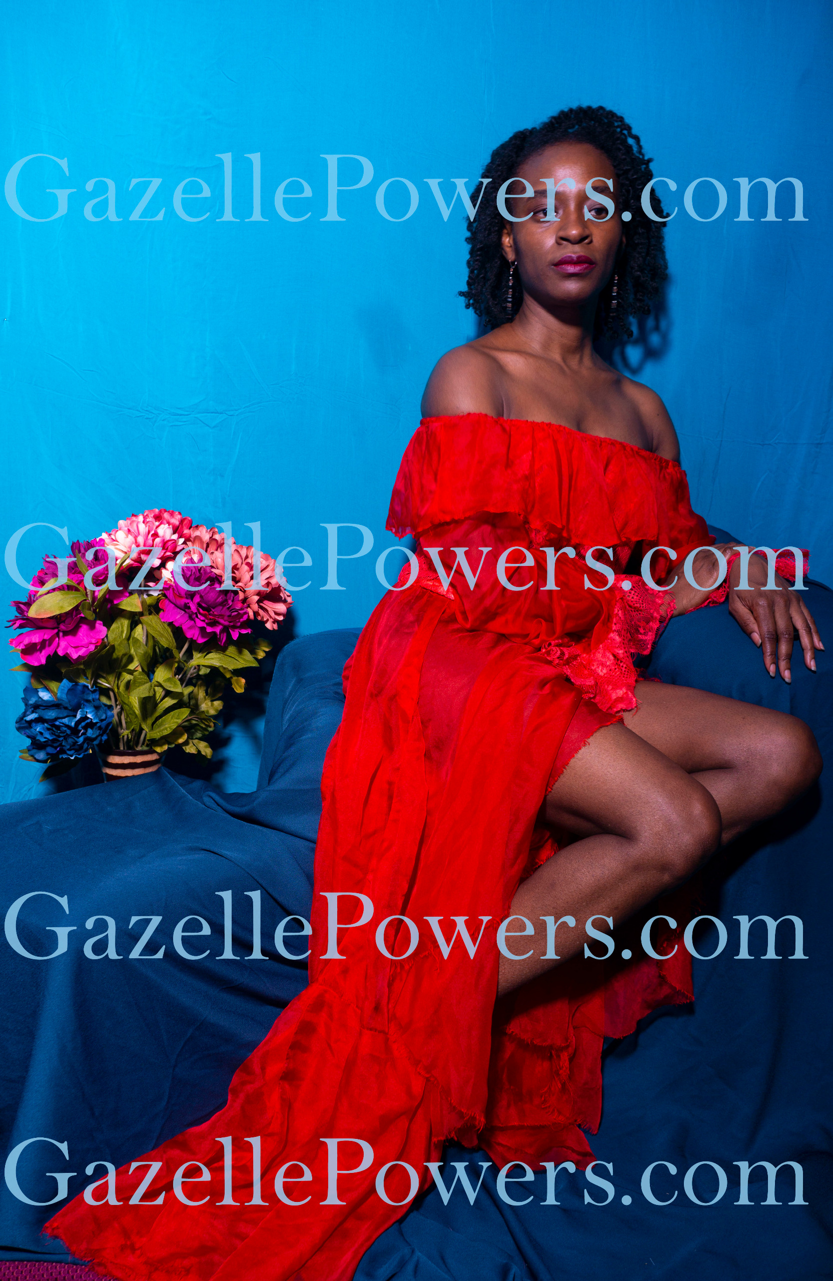 July 12th Session - Lady in Red #7