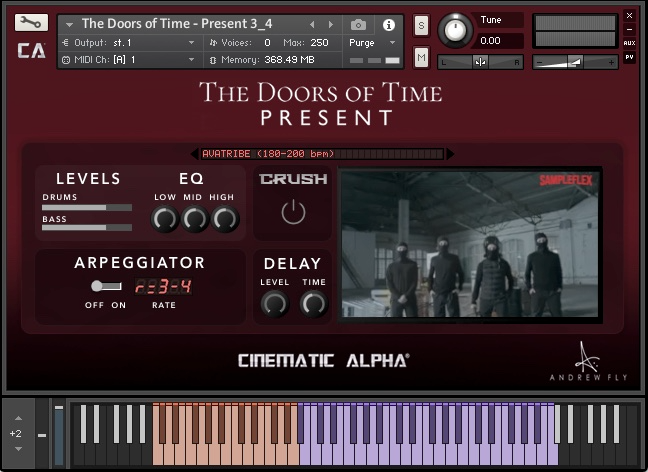 The Doors of Time - Present 1.0