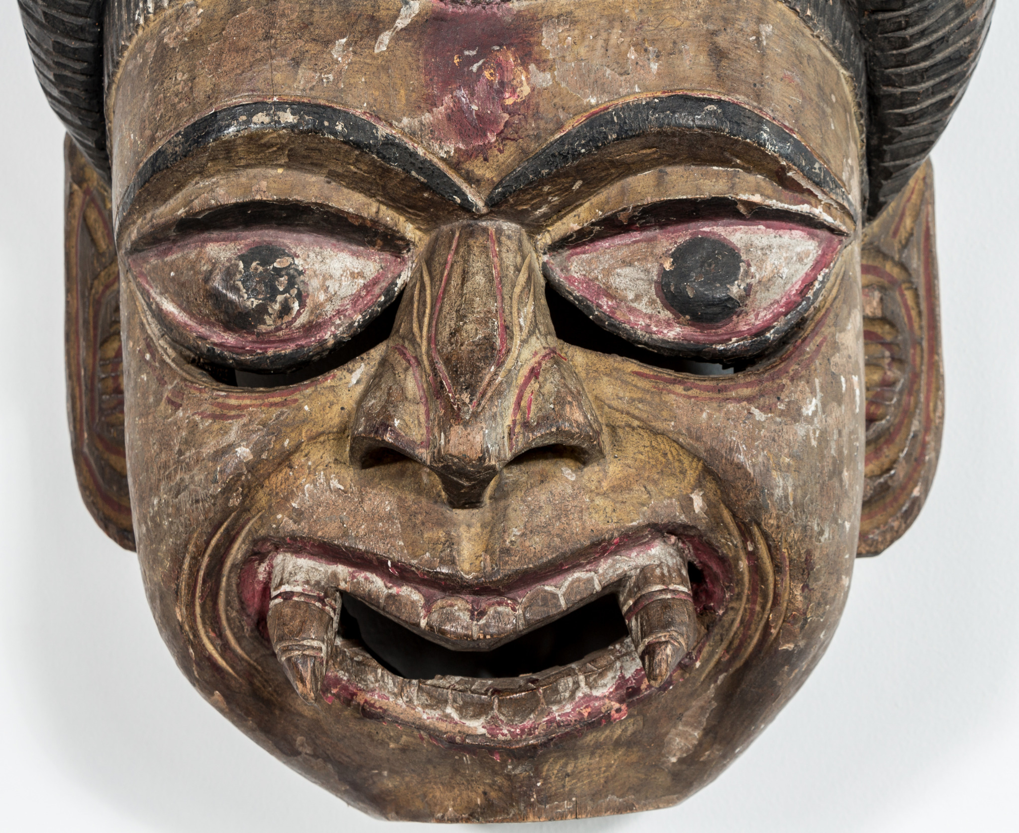 TEMPLE MASK