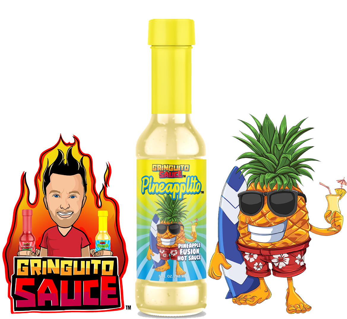 Pineapplito Hot Sauce