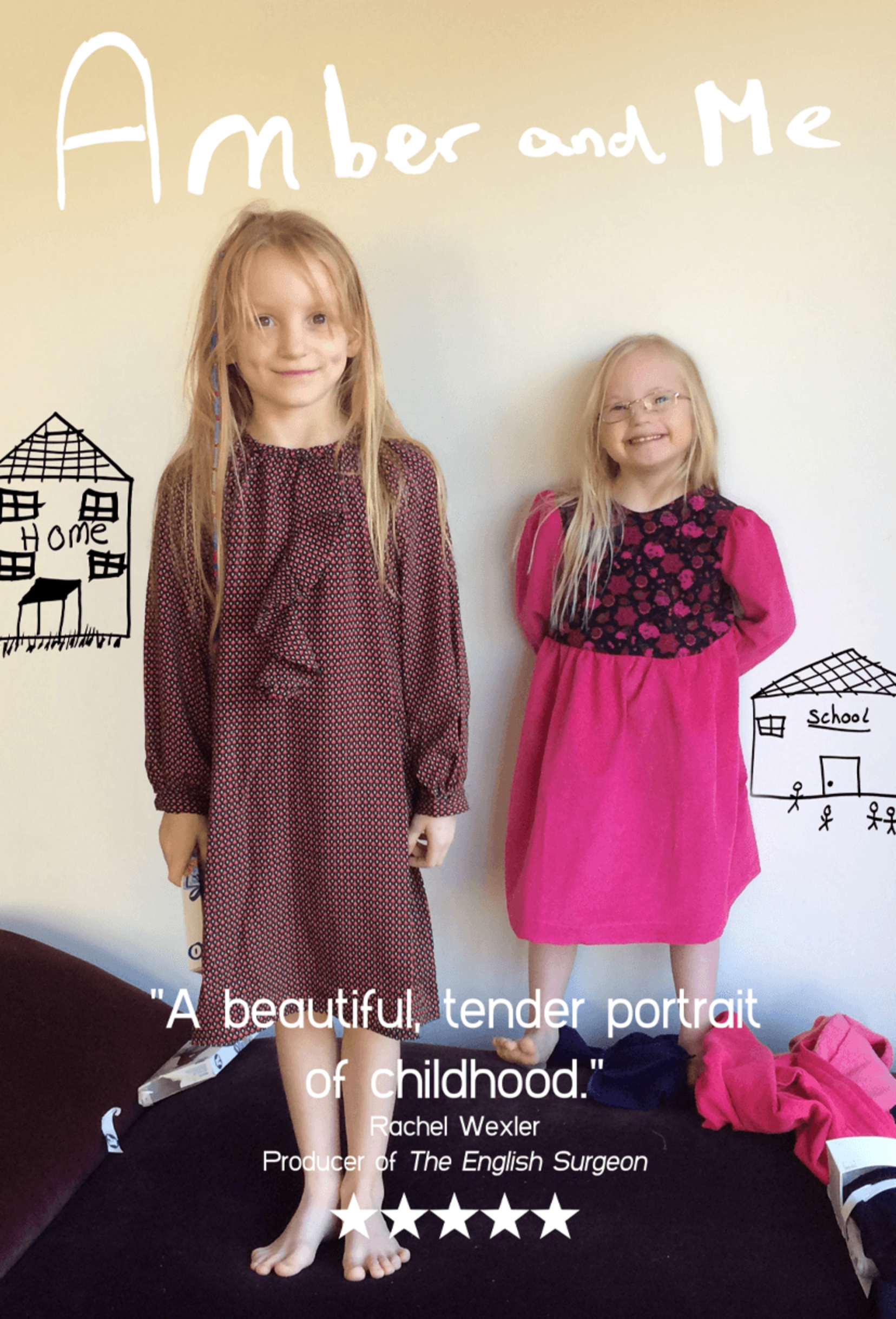 Amber And Me - Storyhouse Chester