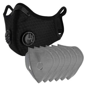 5 Layer Reusable Sports Mask