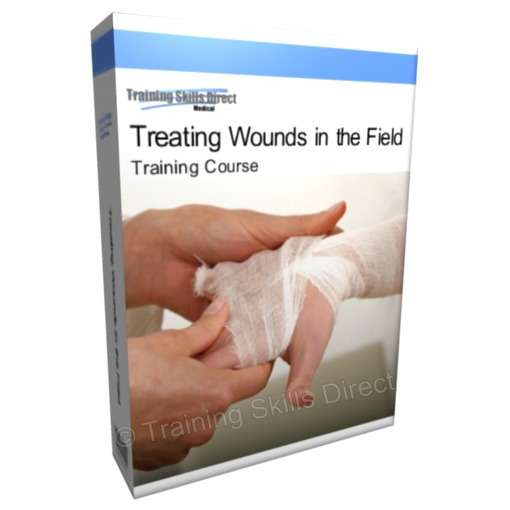 Treating Wounds in the Field