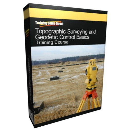 Topographic Surveying and Geodetic Control Basics