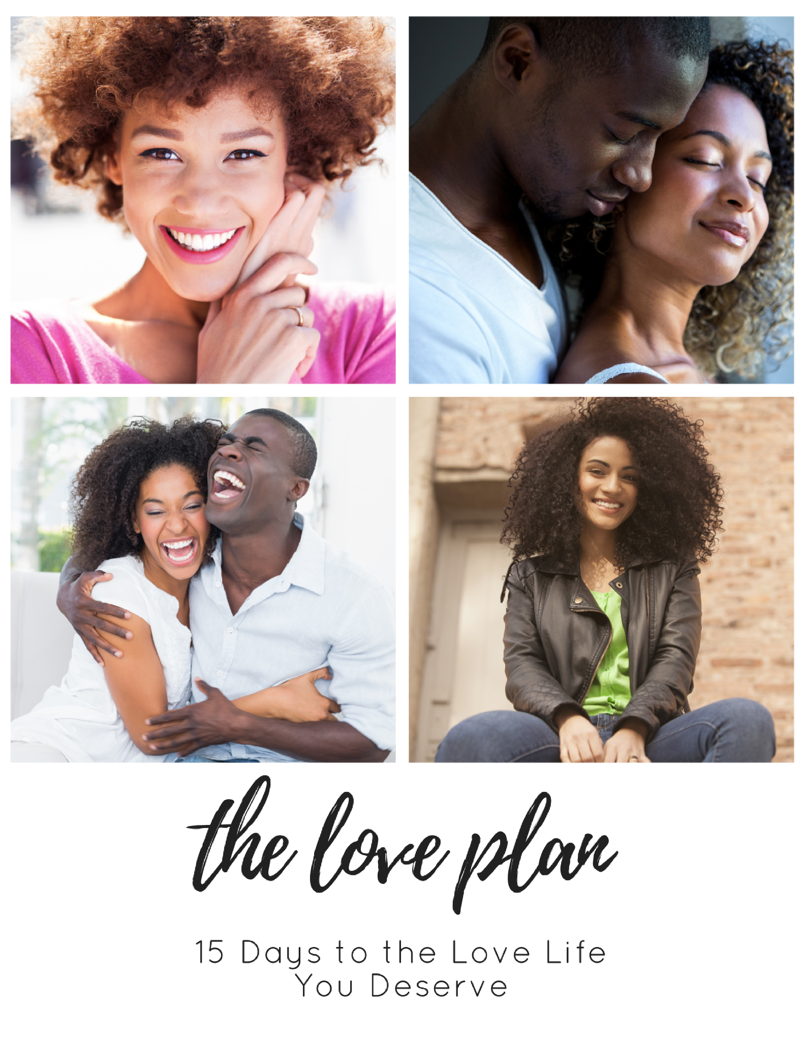 Attract Good Love Ebook