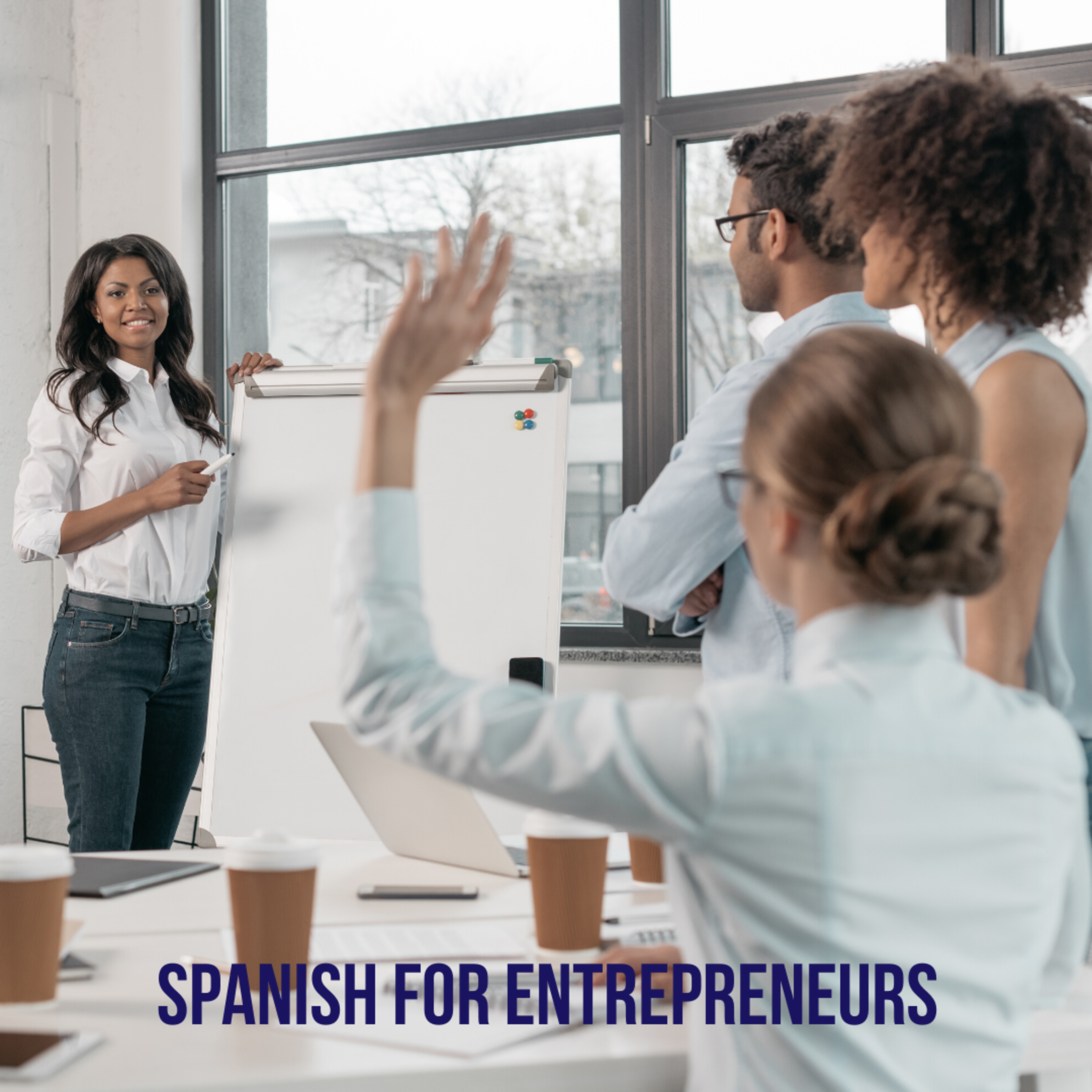Business Spanish for Small Business Owners & Entrepreneurs 6 Week Course
