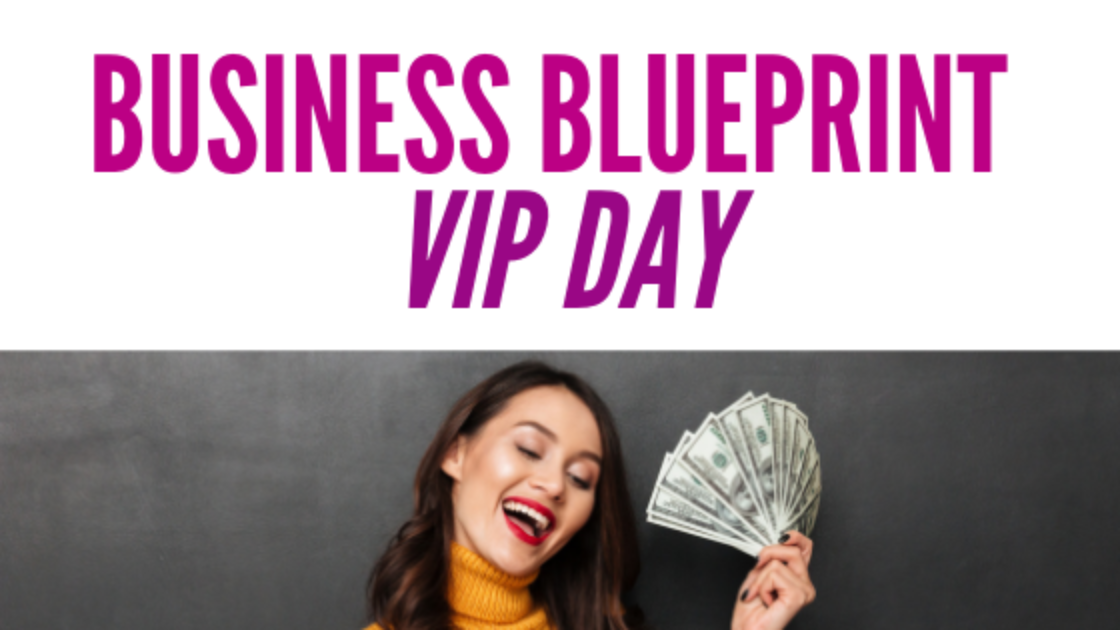 Winning Business Blueprint Virtual VIP Day