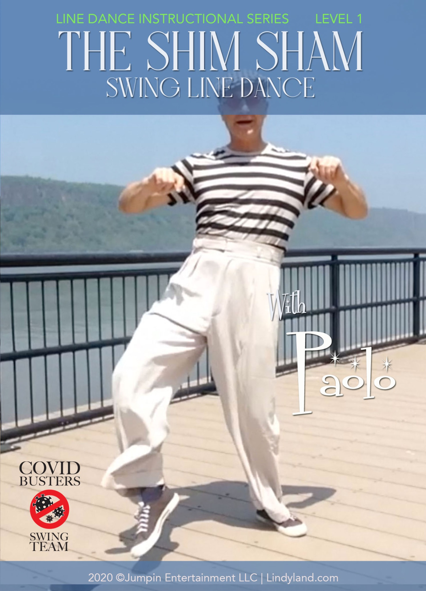 The Shim Sham Line Dance | Instructional