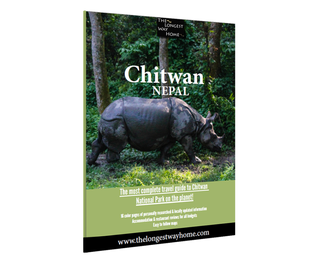 Chitwan National Park Guidebook