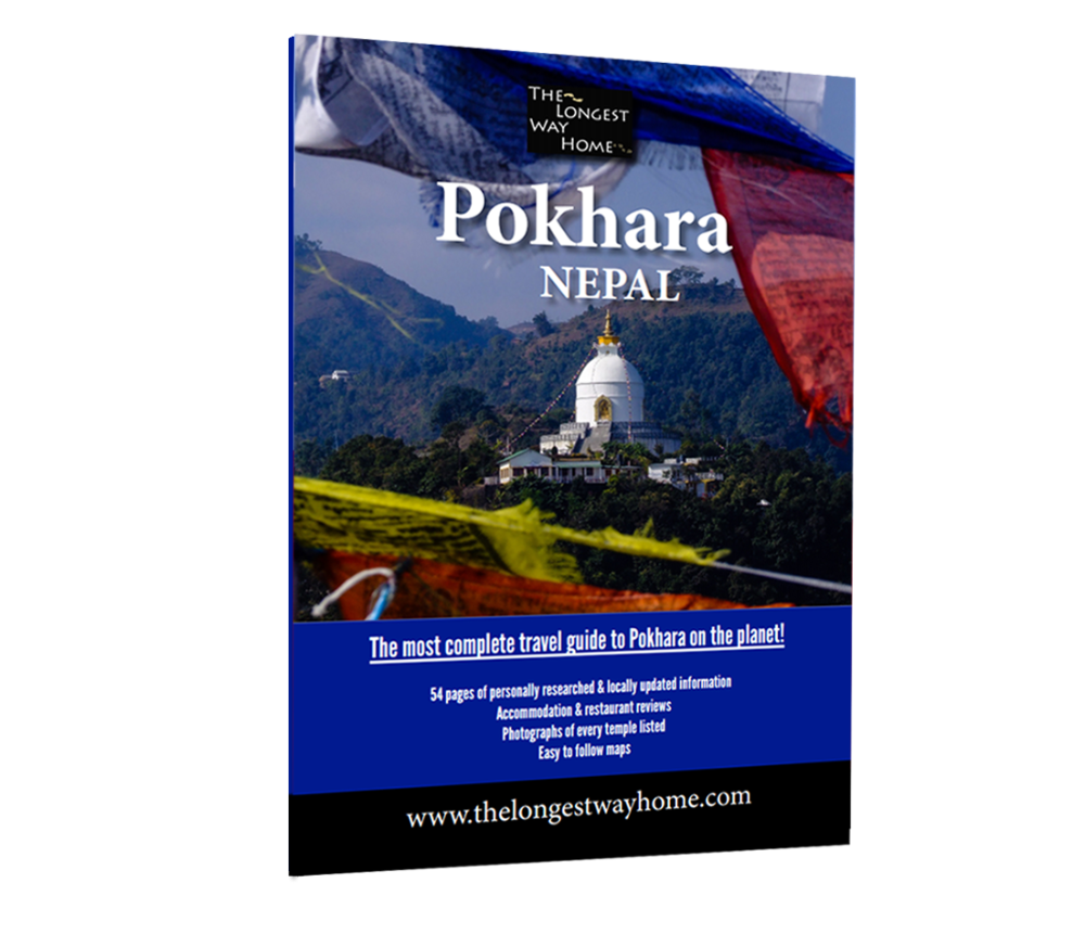 Pokhara Guidebook