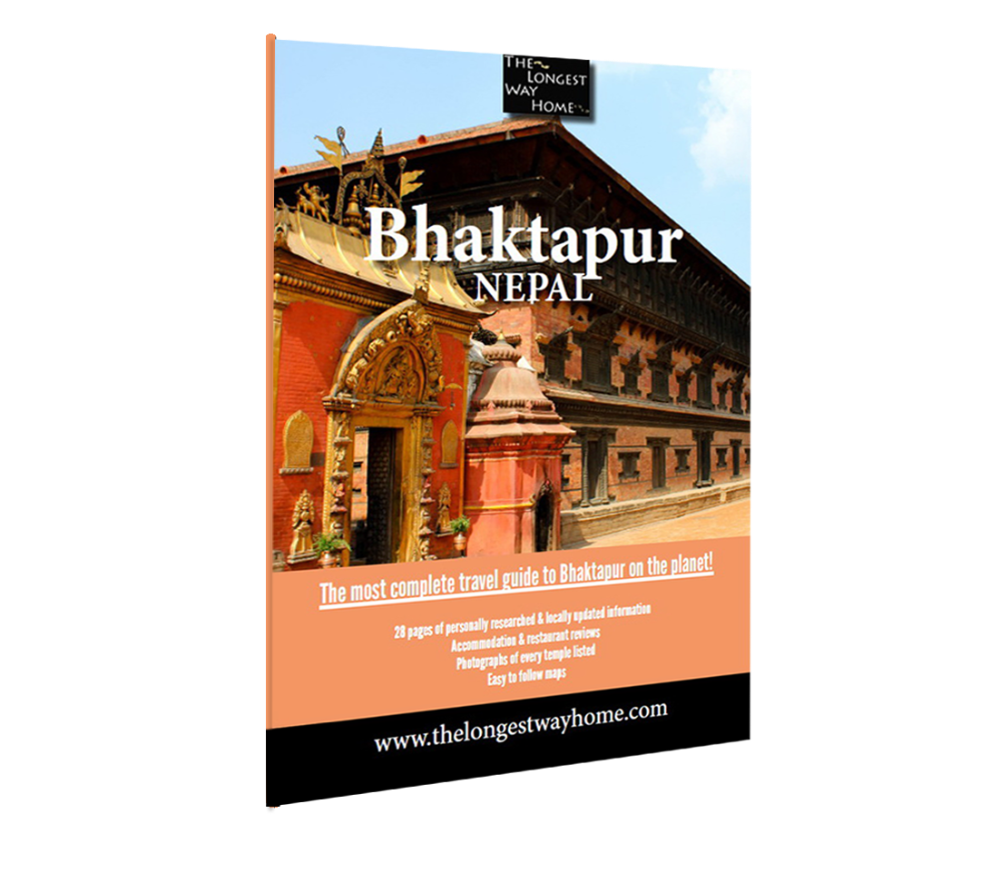 Bhaktapur City Guidebook