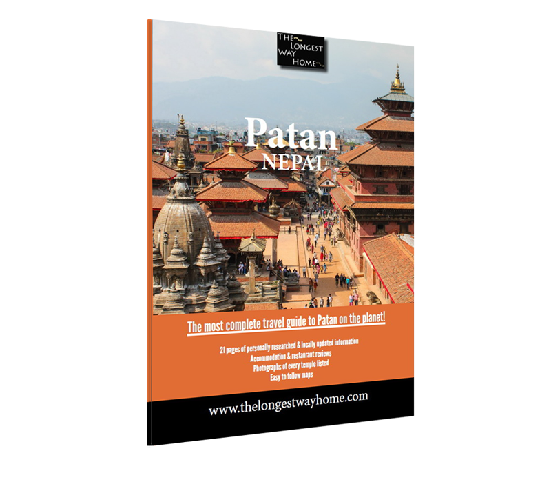 Patan City Guidebook
