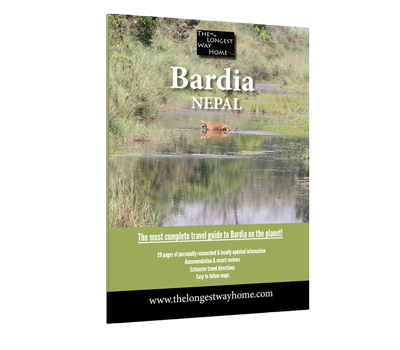 Bardia National Park Guidebook