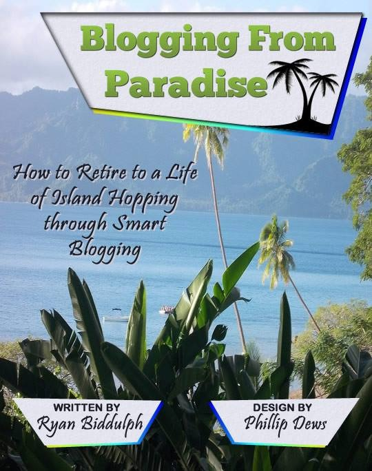 How to Retire to a Life of Island Hopping through Smart Blogging