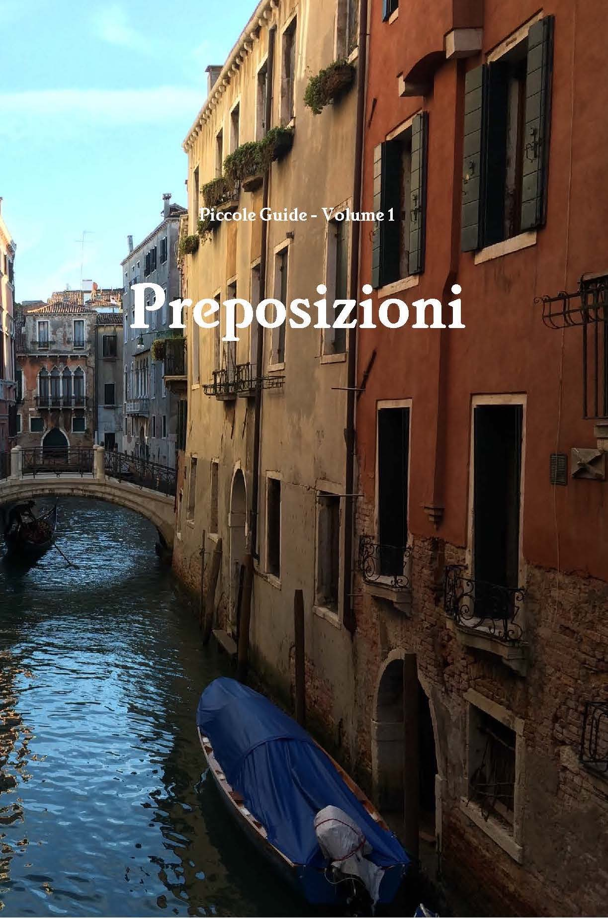 """Piccole Guide"" eBook subscription"