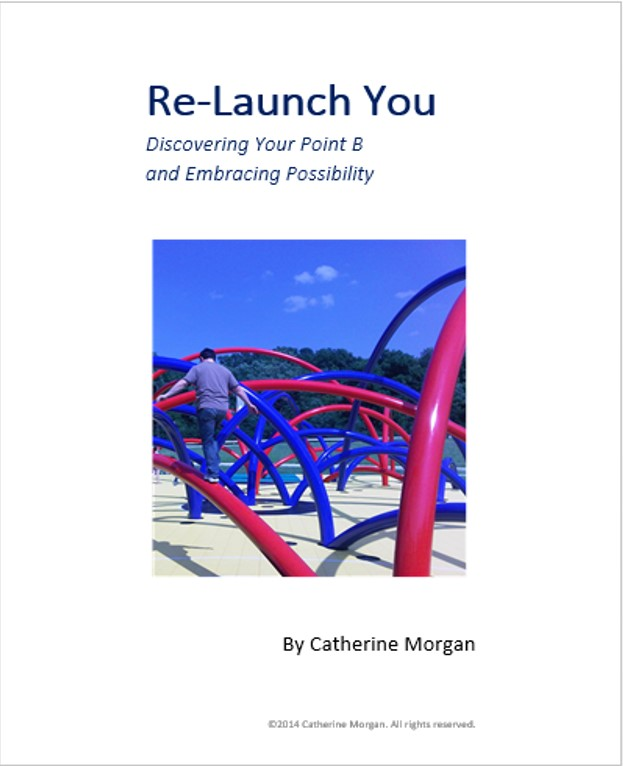 Re-Launch You: Discovering Your Point B and Embracing Possibility