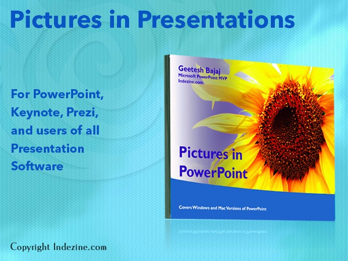 Ebook: Pictures in Presentations