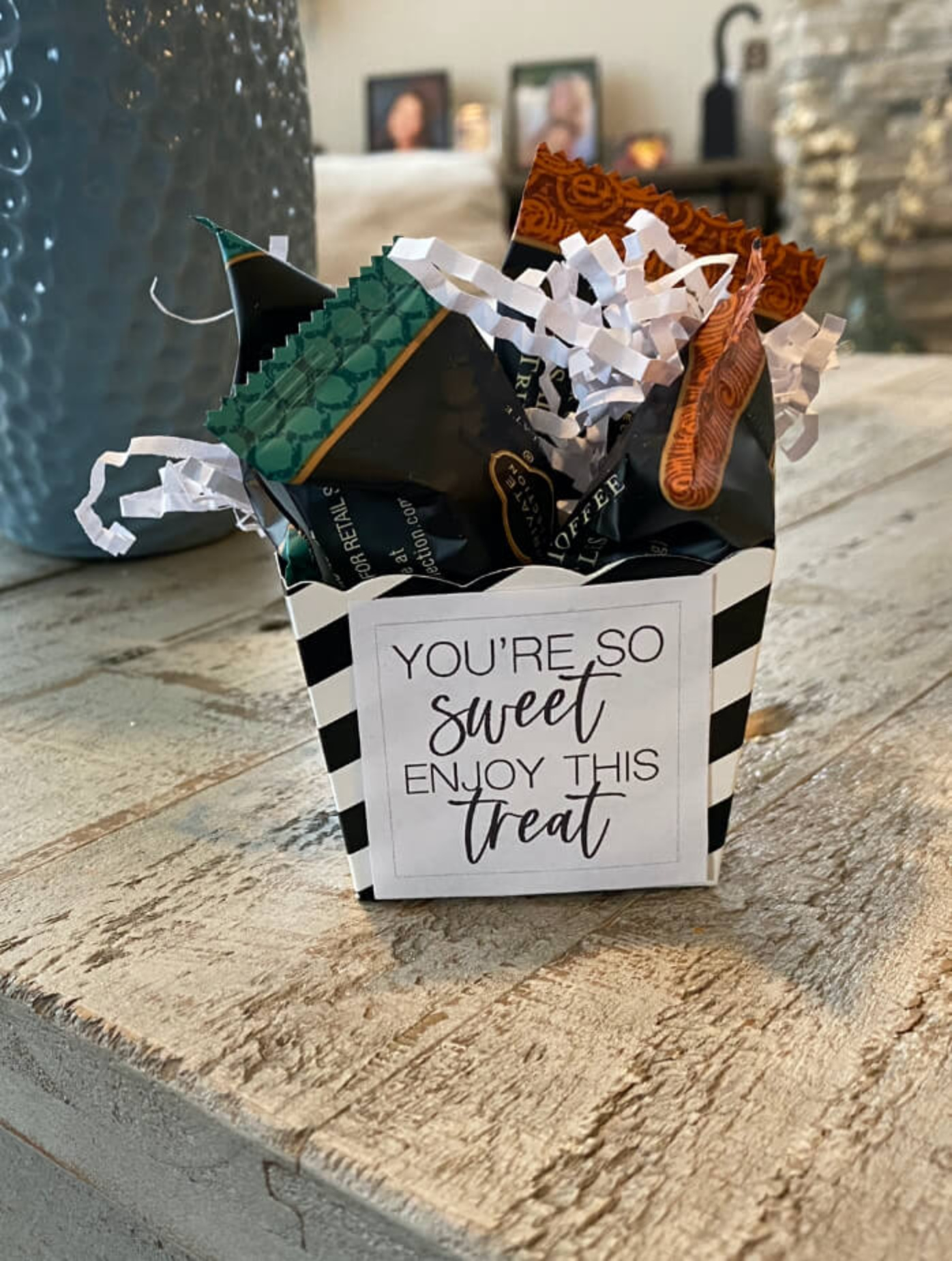 """Printable 2x2"""" You're So Sweet Baby Shower Favor Tags - Instant Download"""