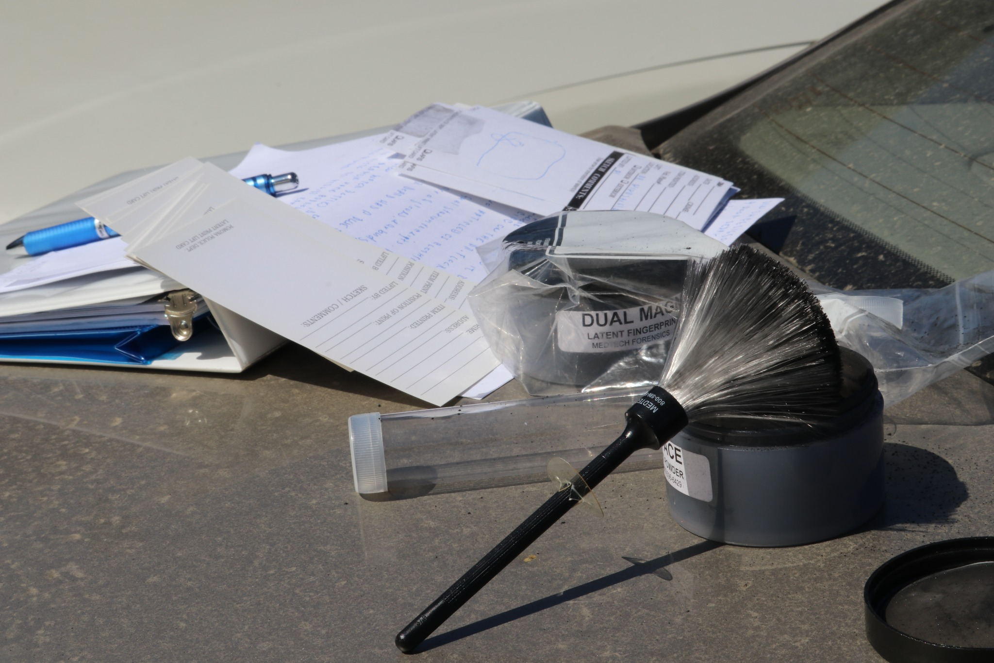 Crime Scene Processing Guide+Vehicle Processing Guide
