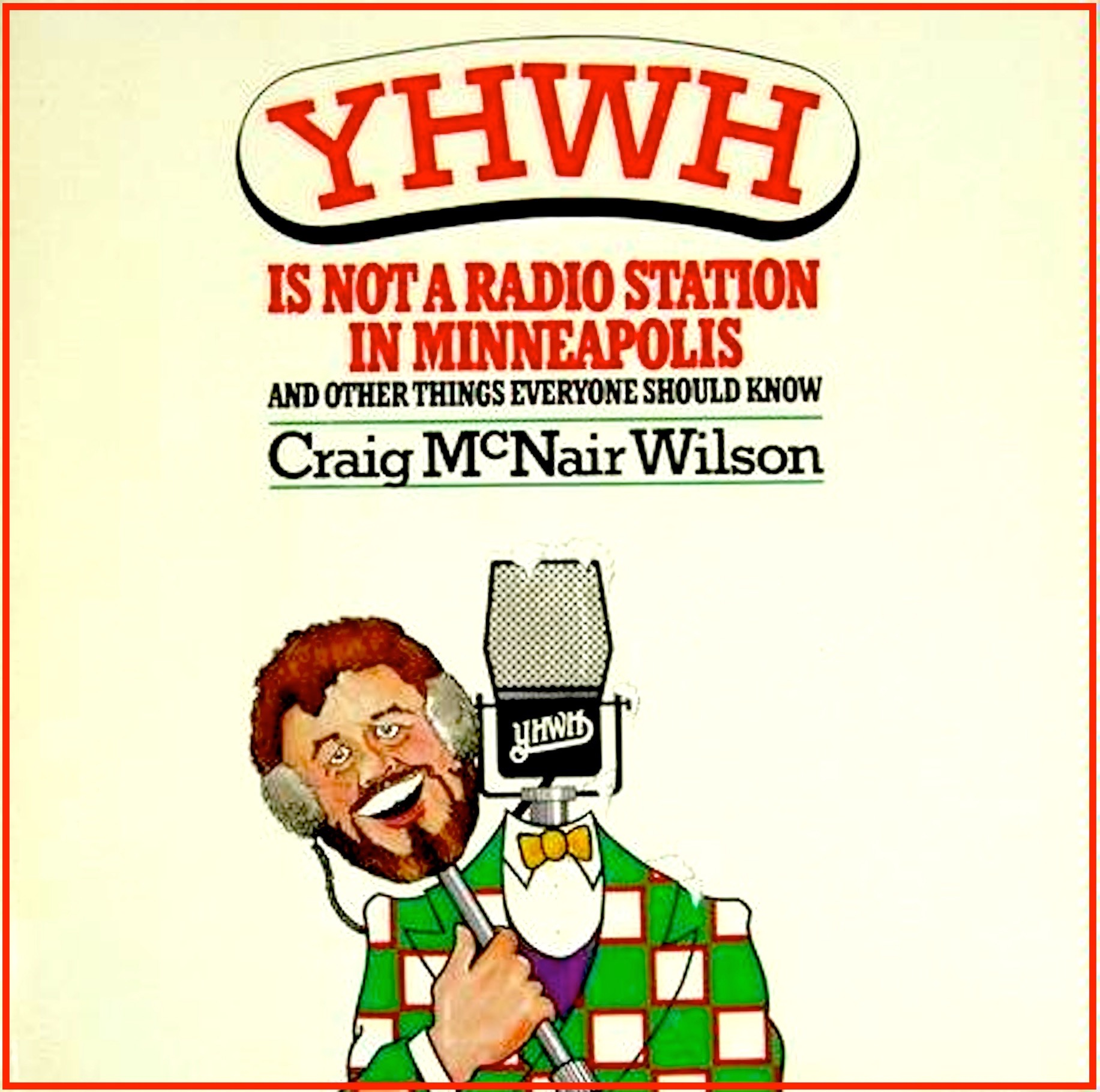 YHWH Is Not A Radio Station In Minneapolis (1983) - Copy