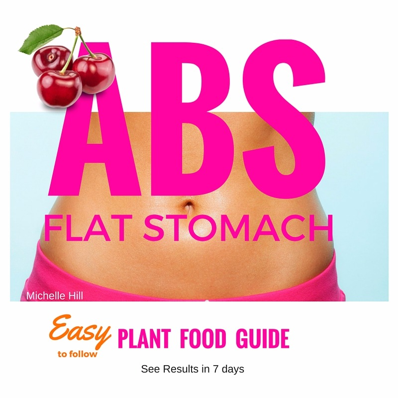 Flat Stomach Plant Food Guide e-Book~ 7 Day Results