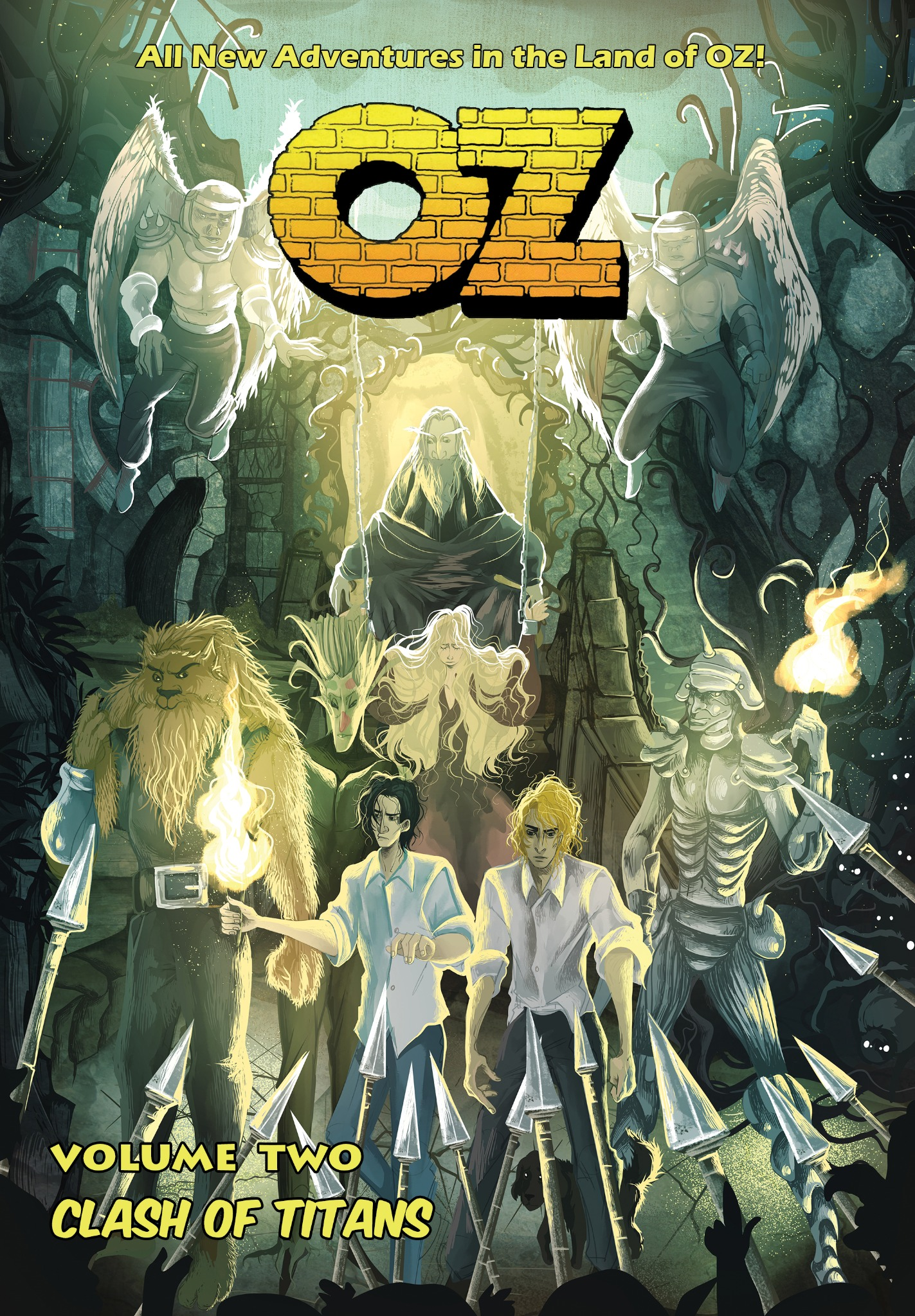 OZ: Volume 2 - Clash of Titans