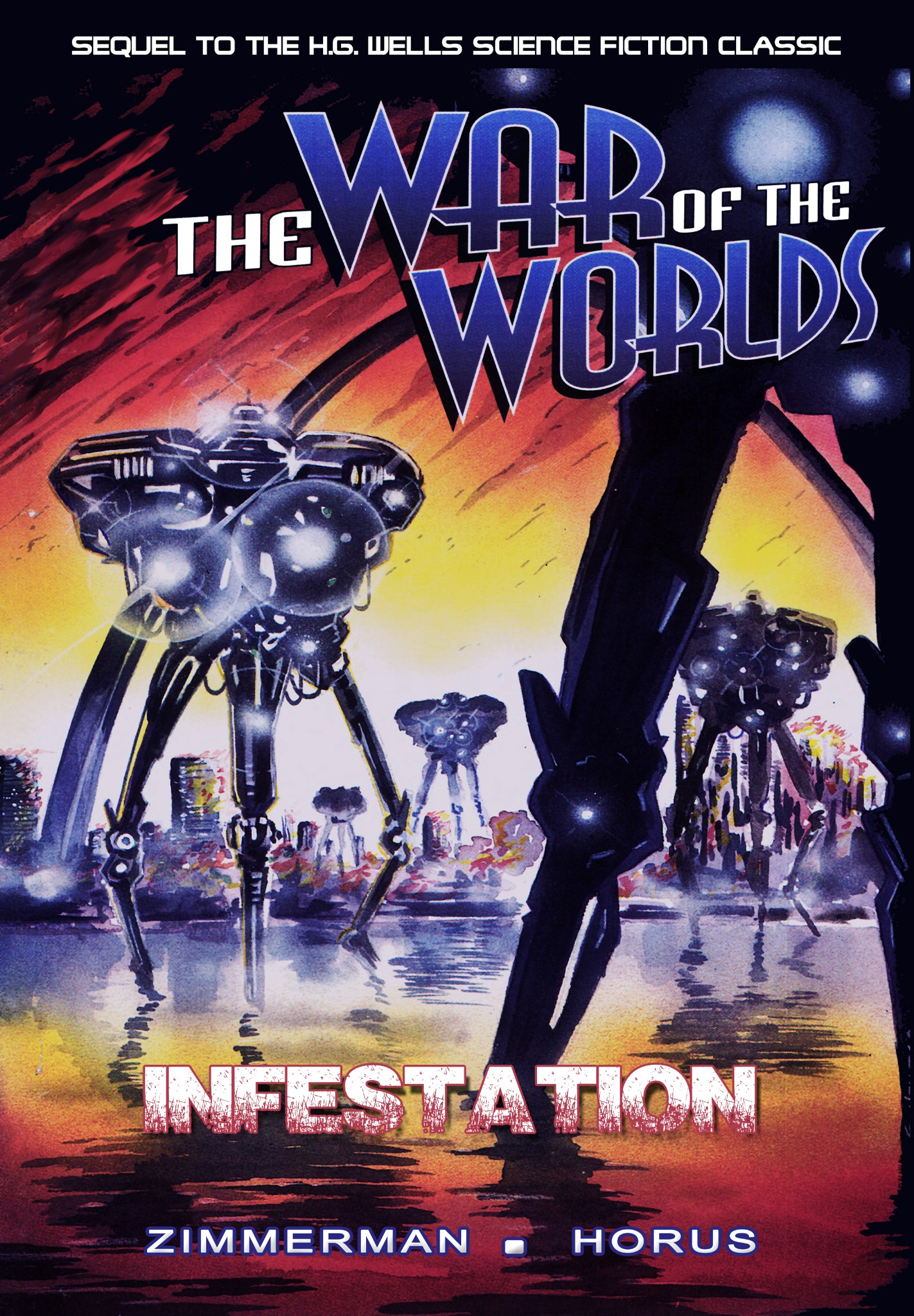 War of the Worlds: Infestation