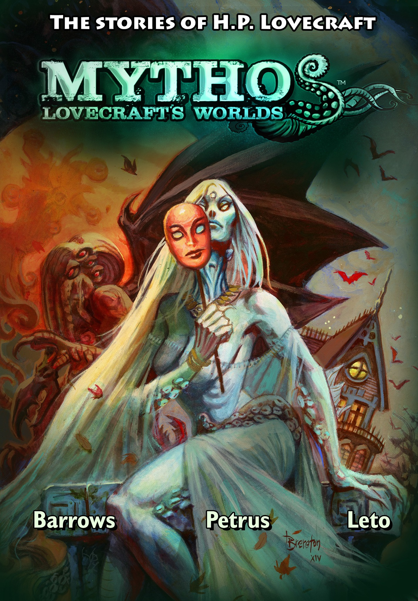 Mythos: Lovecraft's Worlds