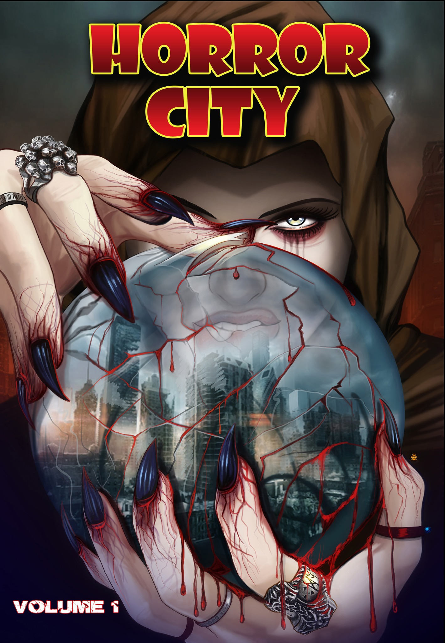 Horror City: Volume 1