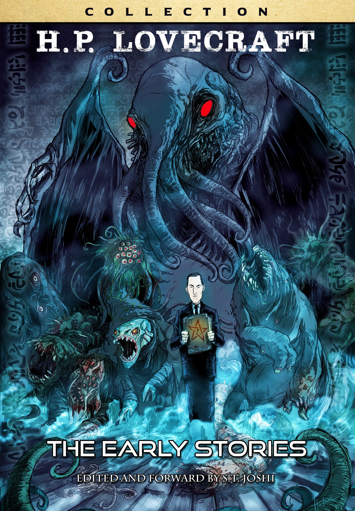 H.P. Lovecraft: The Early Stories