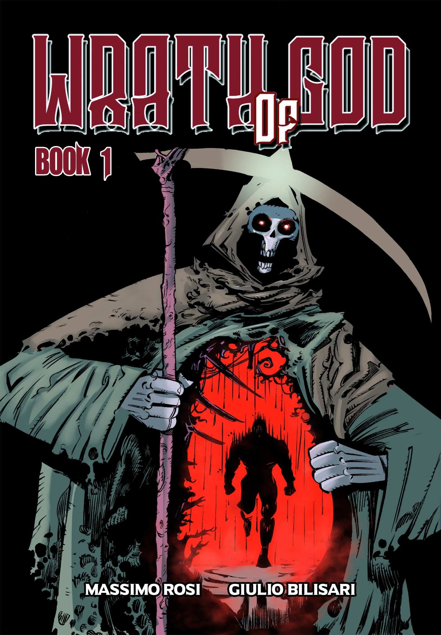Wrath of God: Book 1