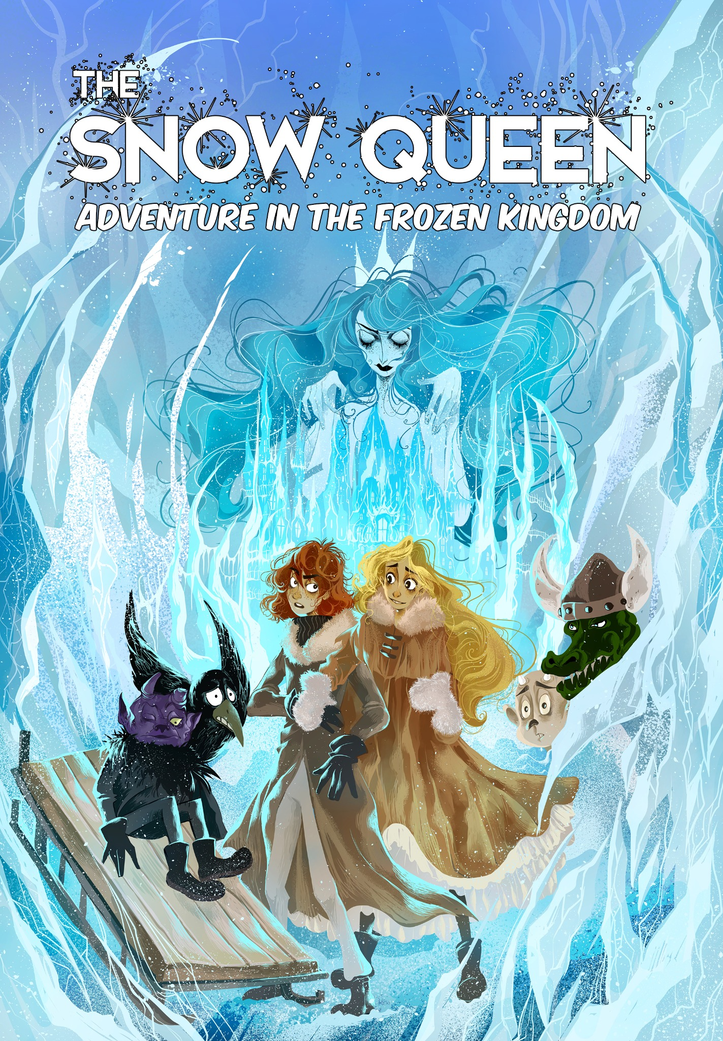 The Snow Queen: Adventure in the Frozen Kingdom