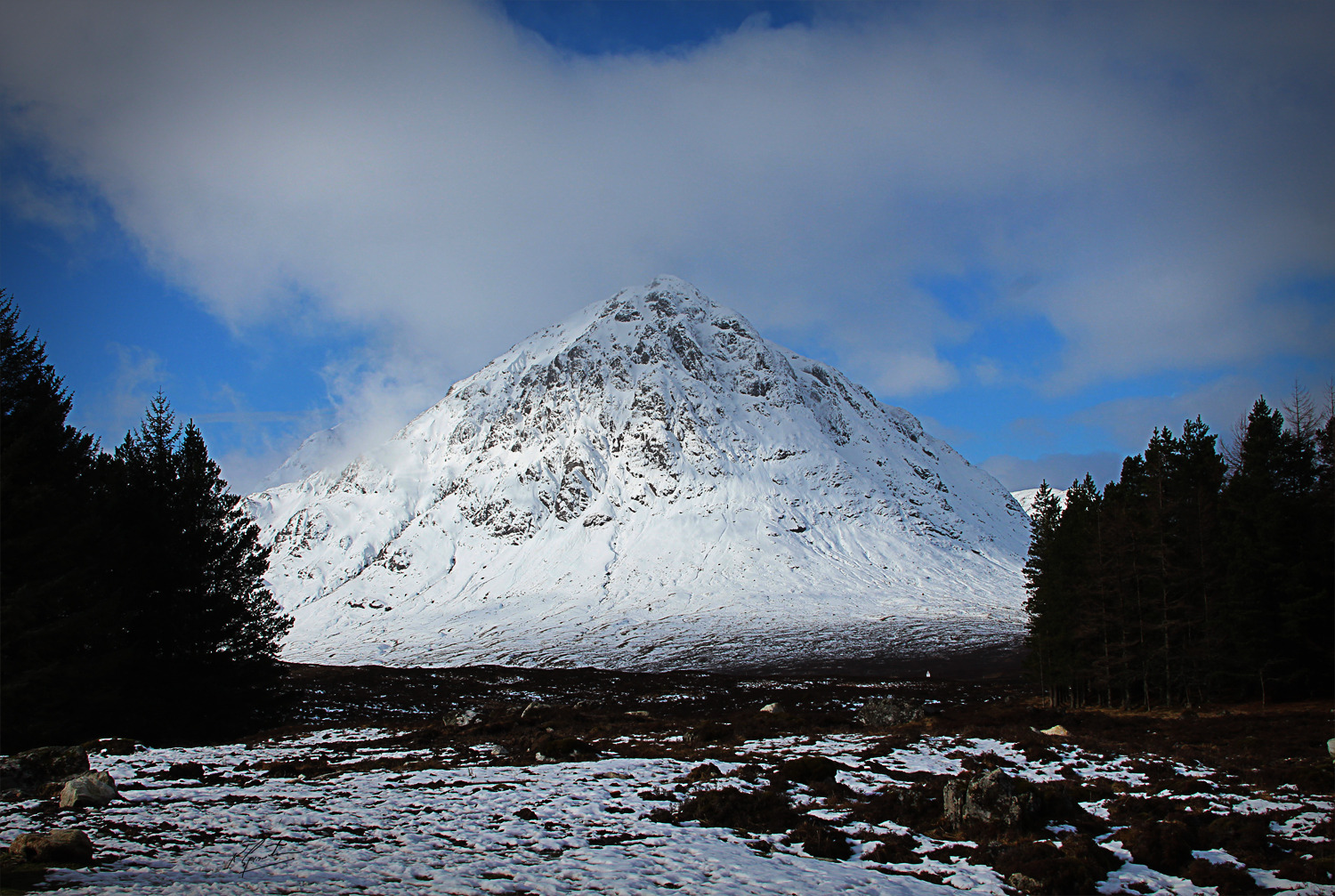 'Buachaille from Kingshouse'