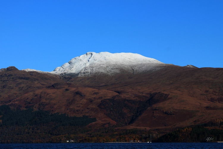 'Ben Lomond, winters coming'